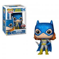 Figura Pop Batgirl Glitter - Exclusiva
