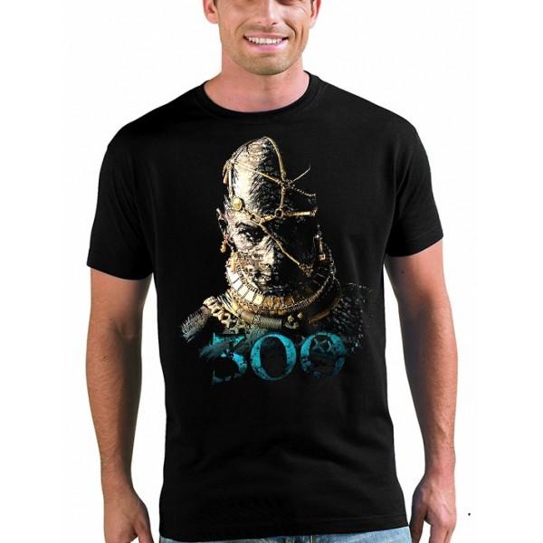 Camiseta 300 con diseño 2014 - Rey-Dios Jerjes artwork