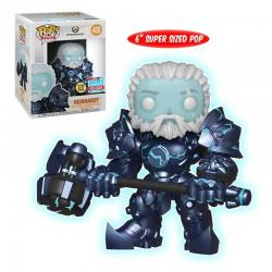 Figura Pop Reinhardt Overwatch Glows in the Dark - Exclusiva