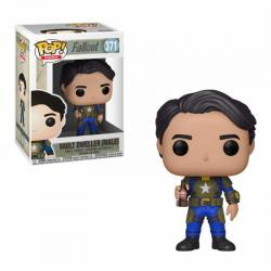 Funko Pop Fallout Vault Dweller Male