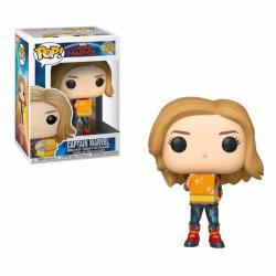 Funko Pop Captain Marvel Lunch Box