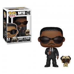 Funko Pop Los Hombres de Negro Agente J y Frank