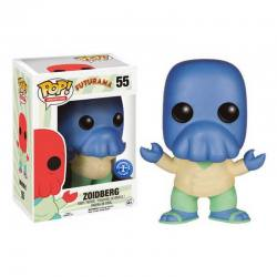 Funko Pop Futurama Zoidberg Azul - Exclusivo