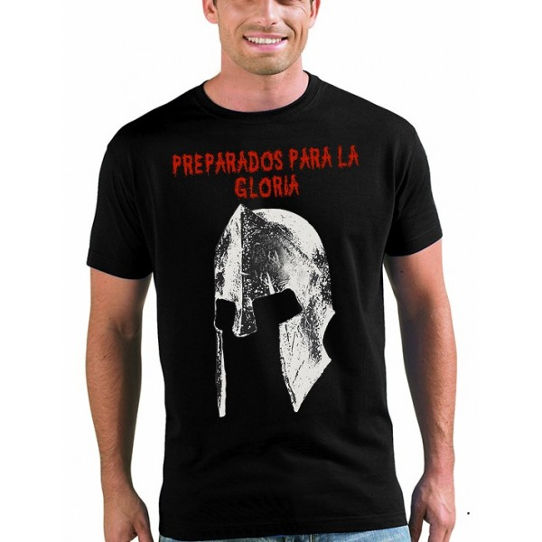 Camiseta 300 Casco Espartano