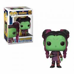 Funko Pop Avengers Infinity War Young Gamora