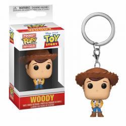 Toy Story Llavero Pocket Pop Woody