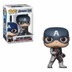 Funko Pop Capitan America Avengers Endgame