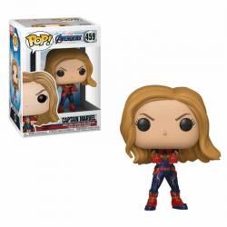 Funko Pop Capitana Marvel Avengers Endgame