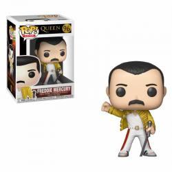 Funko Pop Queen Freddie Mercury Wembley