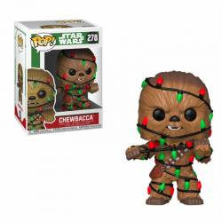 Funko Pop Star Wars Chewbacca con Luces