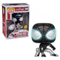 Funko Pop Marvel Gamerverse Spider-Man Negative-Exclusiva