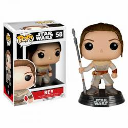 Funko Pop Rey Star Wars