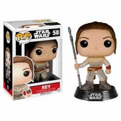 Funko Pop Rey Star Wars
