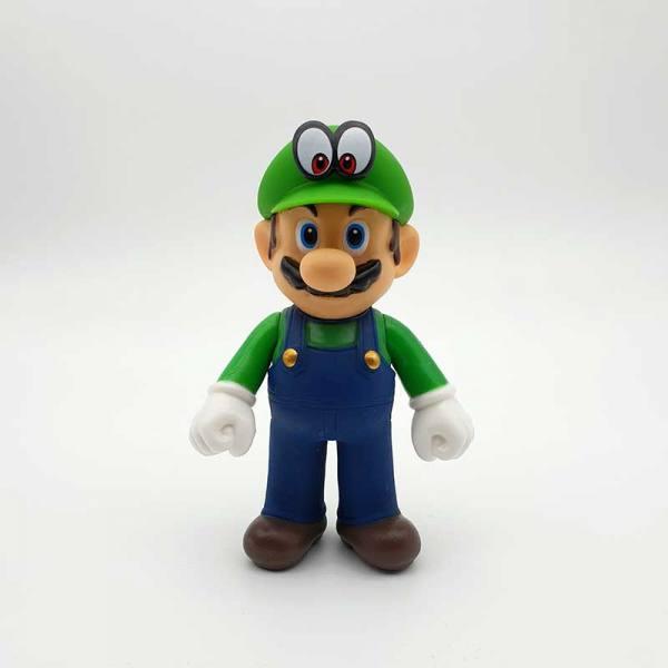 Figura Luigi Super Mario Odyssey