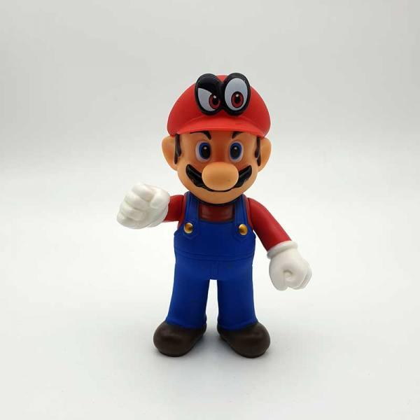 Figura Mario Bros Super Mario Odyssey