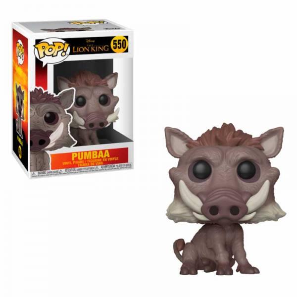Funko Pop Pumbaa El Rey León