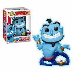 Exclusivo Funko Pop Aladdin Genio Lámpara