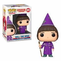 Funko Pop Stranger Things Will The Wise