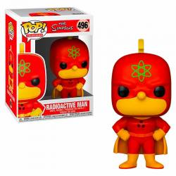Funko Pop Simpsons Radioactive Man