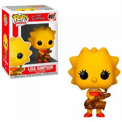 Funko Pop Simpsons Lisa Simpson
