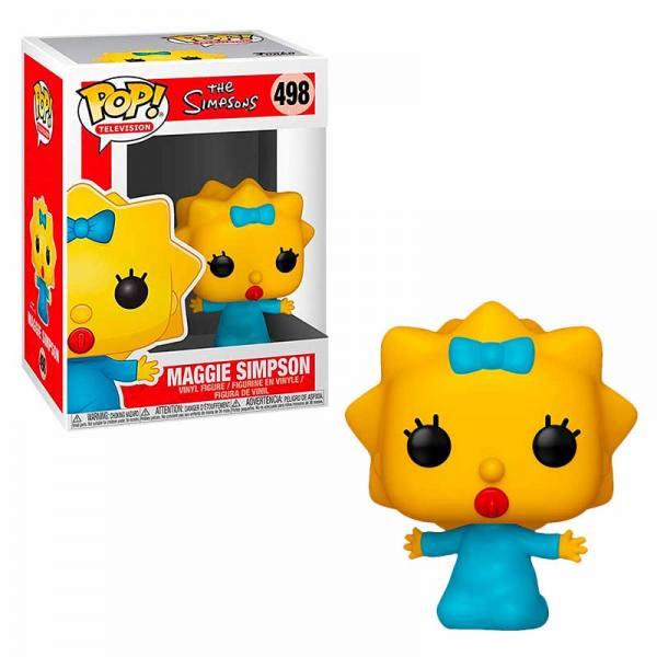 Funko Pop Simpsons Maggie Simpson