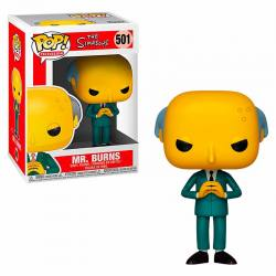 Funko Pop The Simpsons Mr Burns