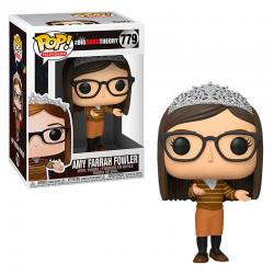 Funko Pop The Big Bang Theory Amy Farrah Fowler