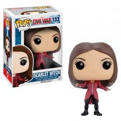 Funko Pop Capitán América Civil War Scarlet Witch