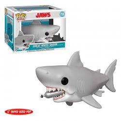 Funko Pop Tiburón Con Tanque de Buceo