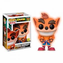 Funko Pop Crash Bandicoot Exclusivo Glows in the Dark