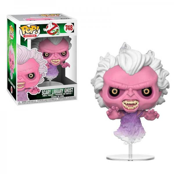 Cazafantasmas Funko Pop Scary Library Ghost