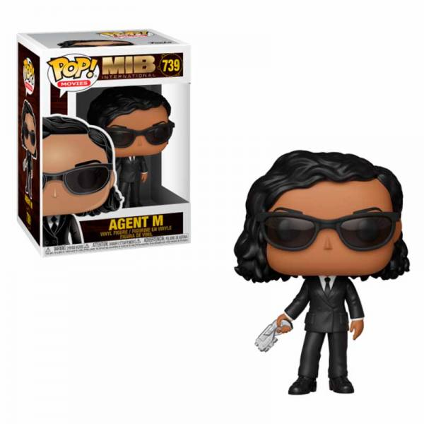 Funko Pop MIB International Agent M