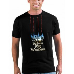 Camiseta Juego de tronos Los Siete Reinos