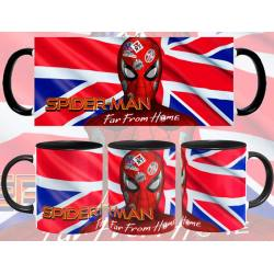 Spiderman Taza Spiderman Far From Home