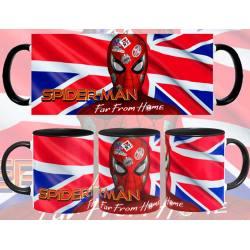 Spiderman Taza Spiderman Far From Home