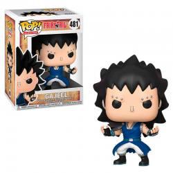 Fairy Tail Funko Pop Gajeel