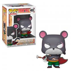 Fairy Tail Figura Funko Pop Panther Lily