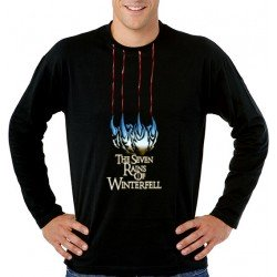 Camiseta Juego de tronos Los 7 Reinos