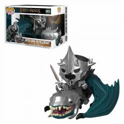 El Señor de los Anillos Funko Pop Witch King on Fellbeast