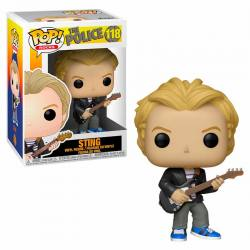 Funko Pop Rocks Sting The Police