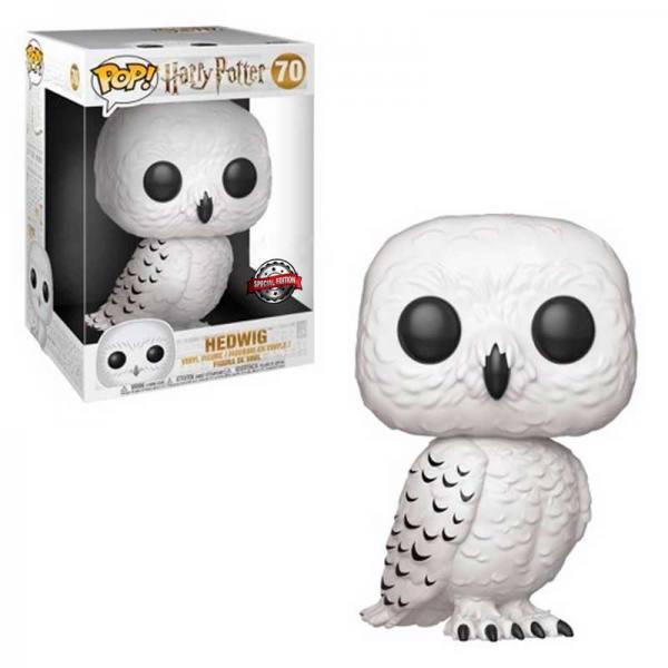 Harry Potter Funko Pop Hedwig Exclusivo (25 cm)
