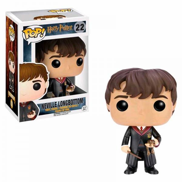 Funko Pop Harry Potter Neville Longbottom - Exclusivo