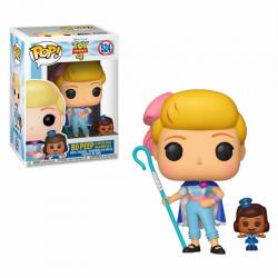 Funko Pop Bo Peep Con Officer McDimples Toy Story 4