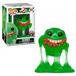 Cazafantasmas Funko Pop Slimer Con Perritos Calientes - Exclusivo