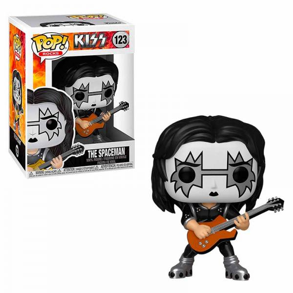 Funko Pop Kiss The Spaceman - Ace Frehley