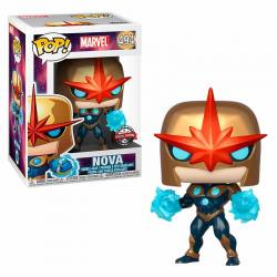 Funko Pop Marvel Nova - Exclusivo