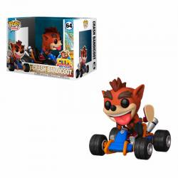 Funko Pop Crash Bandicoot Crash Team Racing