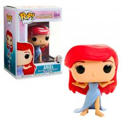 Funko Pop Ariel Vestido Púrpura The Little Mermaid Disney