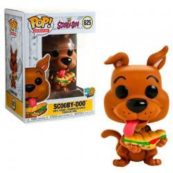 Scooby Doo Funko Pop Scooby-Doo con Sandwich