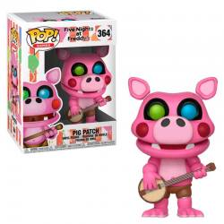 Freddy Fatbear's Pizzeria Funko Pop Pig Patch Five Nights at Freddy's